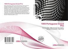 Bookcover of 1993 Portuguese Grand Prix