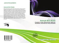 Aminah Bint Wahb kitap kapağı
