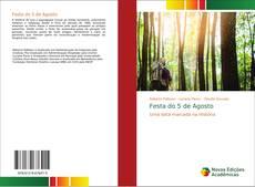 Bookcover of Festa do 5 de Agosto