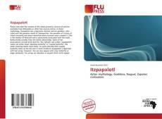 Bookcover of Itzpapalotl