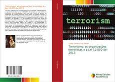 Borítókép a  Terrorismo: as organizações terroristas e a Lei 12.850 de 2013 - hoz