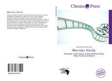 Marieke Hardy kitap kapağı