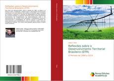 Portada del libro de Reflexões sobre o Desenvolvimento Territorial Brasileiro (DTR)