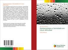 Обложка Epistemologia e Sociedade em Louis Althusser