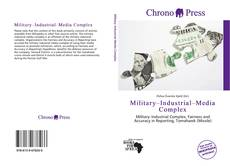 Bookcover of Military–Industrial–Media Complex