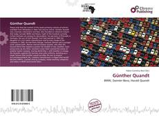 Günther Quandt kitap kapağı