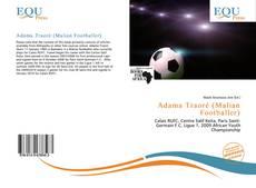 Capa do livro de Adama Traoré (Malian Footballer)