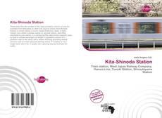 Kita-Shinoda Station kitap kapağı
