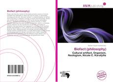 Couverture de Biofact (philosophy)