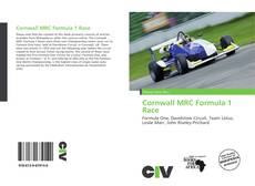 Capa do livro de Cornwall MRC Formula 1 Race
