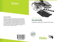 Bookcover of Gerald Duffy