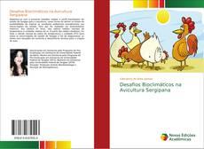 Capa do livro de Desafios Bioclimáticos na Avicultura Sergipana