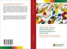 Buchcover von Tópicos em Terapia Antimicrobiana e Antiinflamatória em Veterinária