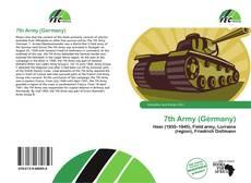 Capa do livro de 7th Army (Germany)