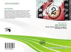 Jim Carlson kitap kapağı