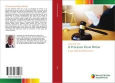 O Processo Penal Militar kitap kapağı