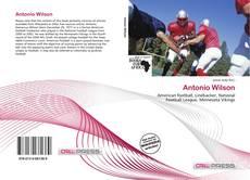 Buchcover von Antonio Wilson
