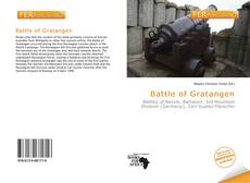 Battle of Gratangen kitap kapağı
