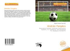 Bookcover of András Forgács