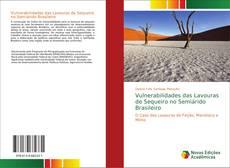 Capa do livro de Vulnerabilidades das Lavouras de Sequeiro no Semiárido Brasileiro
