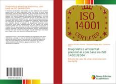 Capa do livro de Diagnóstico ambiental preliminar com base na ISO 14001/2004