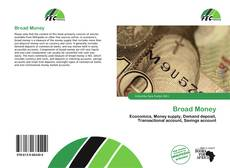 Bookcover of Broad Money