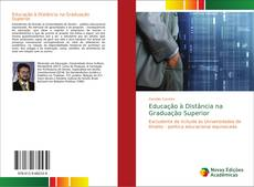 Capa do livro de Educação à Distância na Graduação Superior