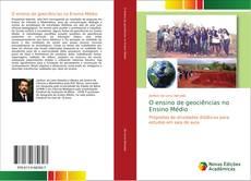 Bookcover of O ensino de geociências no Ensino Médio