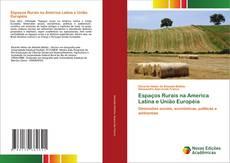 Espaços Rurais na America Latina e União Européia kitap kapağı