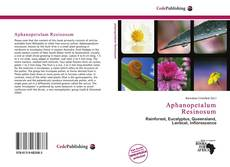 Обложка Aphanopetalum Resinosum