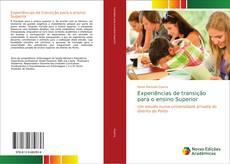 Experiências de transição para o ensino Superior kitap kapağı