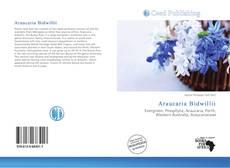 Portada del libro de Araucaria Bidwillii