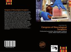 Portada del libro de Congress of Neurological Surgeons