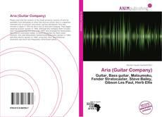Capa do livro de Aria (Guitar Company)