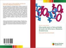 Capa do livro de Educação para a Sexualidade através de Oficinas e Modelos Anatômicos