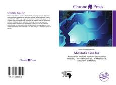 Bookcover of Mostafa Gaafar