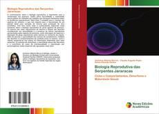 Bookcover of Biologia Reprodutiva das Serpentes Jararacas