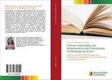 Bookcover of Fatores Associados ao Desempenho dos Estudantes na Redação do Enem