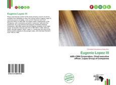 Bookcover of Eugenio Lopez III