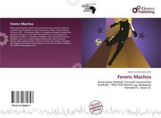 Bookcover of Ferenc Machos