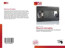 Bookcover of Maurice Geraghty