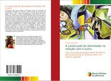 Bookcover of A construção de identidade na relação com o outro