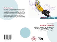 Bookcover of Marshal Johnson