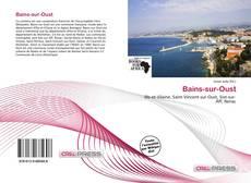 Bookcover of Bains-sur-Oust