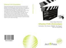 Buchcover von Charles Firth (Comedian)