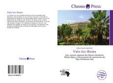 Обложка Vals-les-Bains