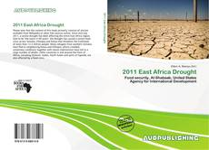 Bookcover of 2011 East Africa Drought