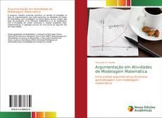 Capa do livro de Argumentação em Atividades de Modelagem Matemática
