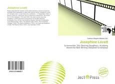 Portada del libro de Josephine Lovett