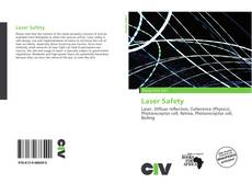 Capa do livro de Laser Safety
